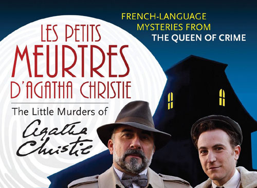 Euro TV to Watch: Les Petits Meurtres d'Agatha Christie