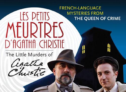 Euro TV to Watch: Les Petits Meurtres d'Agatha Christie