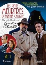 Let Petits Meurtres d'Agatha Christie Set 1