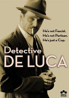 Detective De Luca DVD