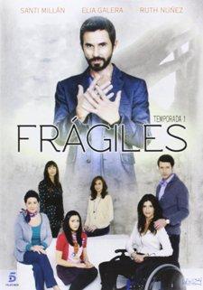 Frágiles Temporada 1 DVD