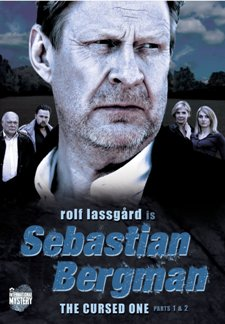 Sebastian Bergman The Cursed One DVD
