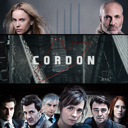 Images for The Bridge and Spiral courtesy of Hulu; image for Cordon courtesy of JonasL1 via The TVDB