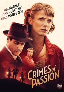 Crimes of Passion US DVD