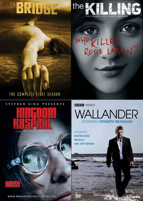 Nordic Noir and Euro TV Remakes