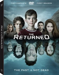 The Returned S1 DVD