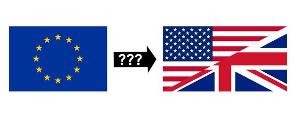 euro to us-uk question