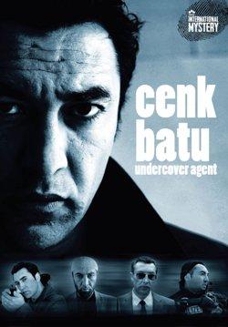 Cenk Batu Undercover Agent DVD