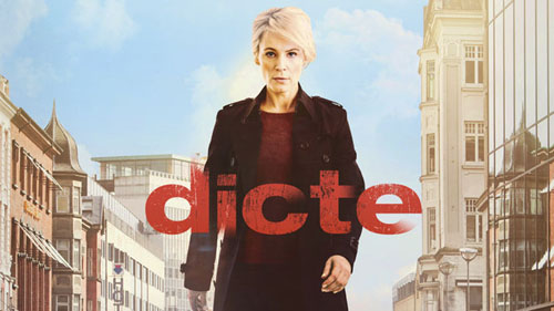 Dicte Danish TV series