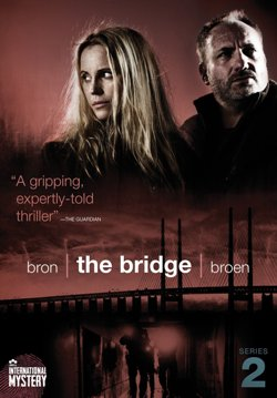 The Bridge Season 2 DVD