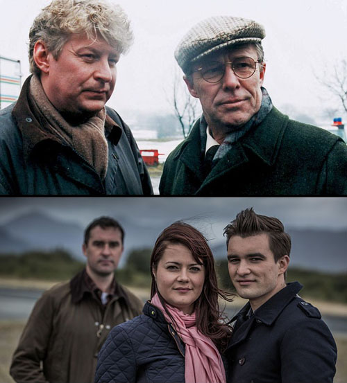 Now On BBC iPlayer: Wallander and Bannan