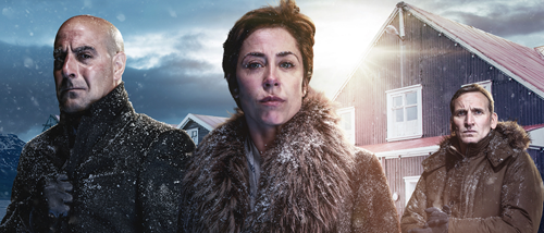 Sofie Gråbøl Returns to TV in British Thriller Fortitude