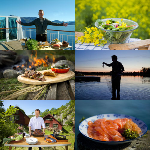 New Scandinavian Cooking: A Feast of a Food/Travel Series
