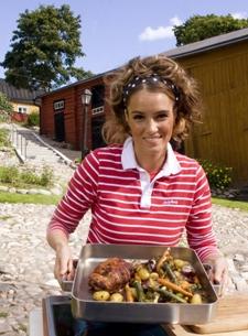 New Scandinavian Cooking: Sara La Fountain