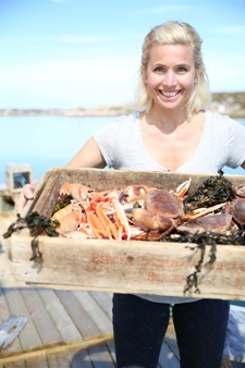 New Scandinavian Cooking: Tina Nordström