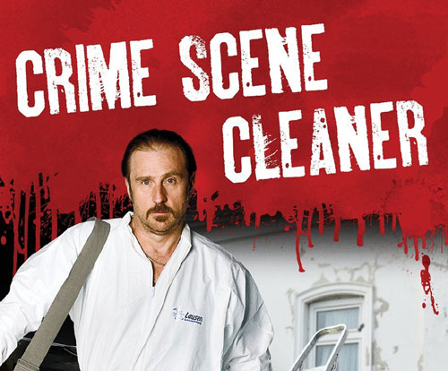 Crime Scene Cleaner: Smart, Witty, Wunderbar German Comedy Is Now on DVD
