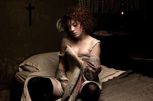 Maison Close: Blandine Bellavoir as Angèle
