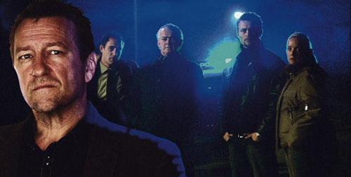 Unni Lindell crime drama series