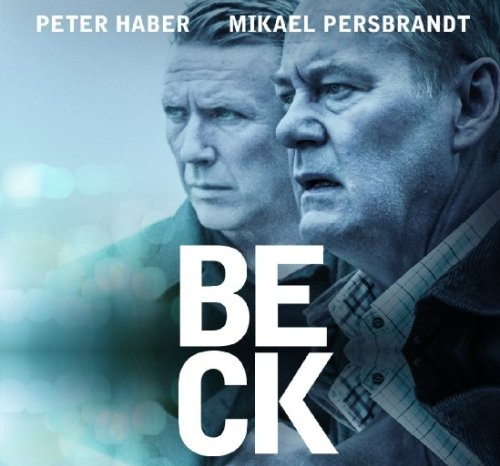 Beck - starring Peter Haber and Mikael Persbrandt