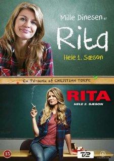Rita S1 & 2 DVD