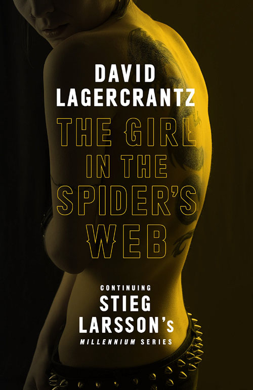 The Girl in the Spider's Web UK