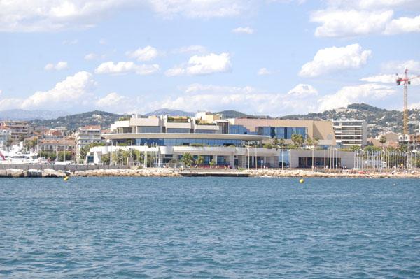 Cannes Palais des Festivals et des Congrès