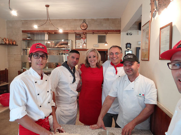 Dream of Italy - Naples - pizza school