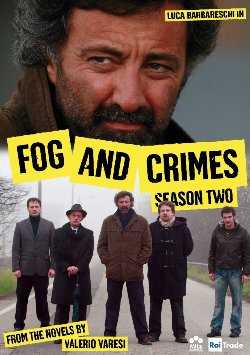Fog and Crimes Season Two DVD