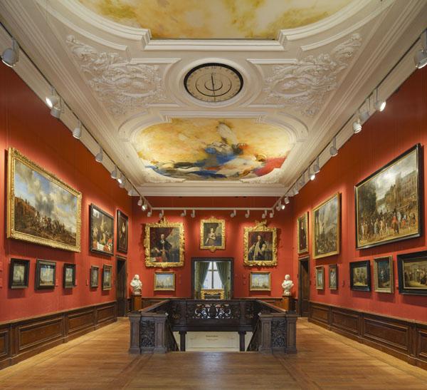 Mauritshuis Museum interior