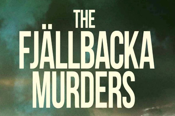 Camilla Läckberg's Fjällbacka Murders