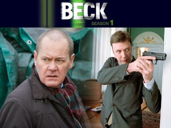 Beck: Peter Haber as Martin Beck, Mikael Persbrandt as Gunvald Larsson