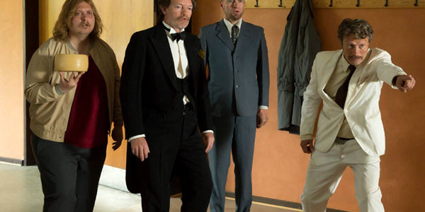 Men & Chicken: North American Debut of Mads Mikkelsen Danish Comedy at TIFF