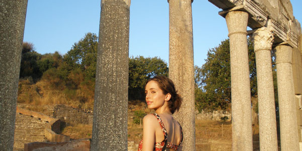 Dear Albania: Eliza Dushku Explores the Country of Her Father's Ancestors