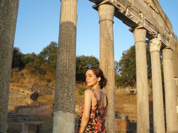 Dear Albania: Eliza Dushku
