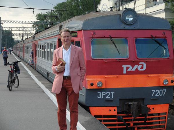 Great Continental Railway Journeys III: Michael Portillo