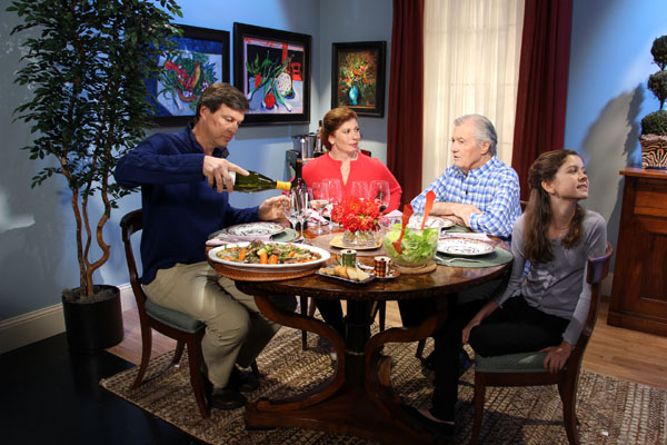 Jacques Pépin: Heart & Soul: Jacques Pépin with family