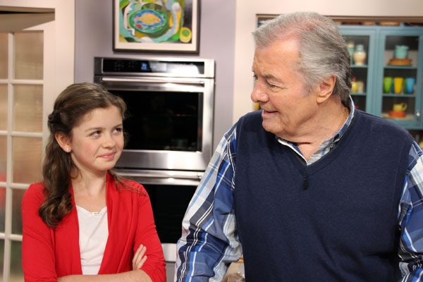 Jacques Pépin: Heart & Soul: Jacques Pépin and granddaughter Shorey