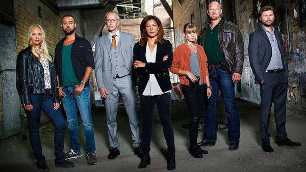 Arne Dahl Series 2 cast