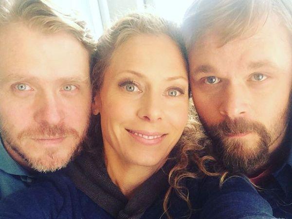 Maria Wern: Henrik Norlén, Eva Rose, Joakim Nätterqvist