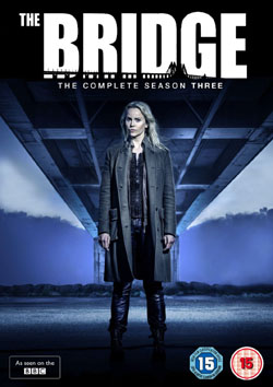 The Bridge Series 3 UK DVD