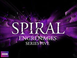 Spiral Engrenages Series 5