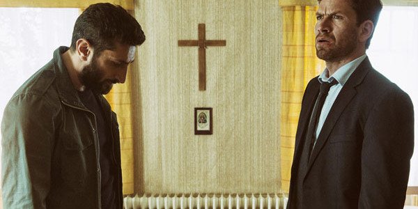 A Conspiracy of Faith (Flaskepost fra P): Nikolaj Lie Kaas, Fares Fares in Department Q Thriller