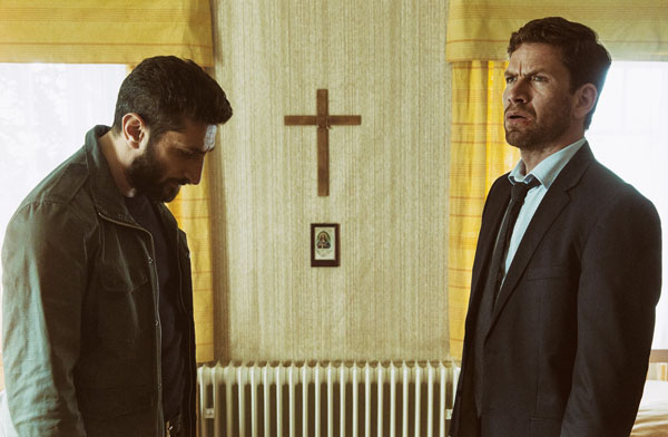 A Conspiracy of Faith (Flaskepost fra P) - Fares Fares and Nikolaj Lie Kaas