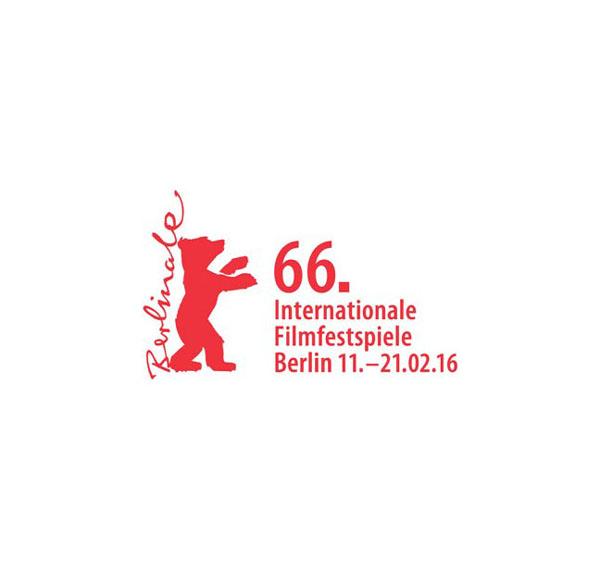 Berlinale 66 2016 logo