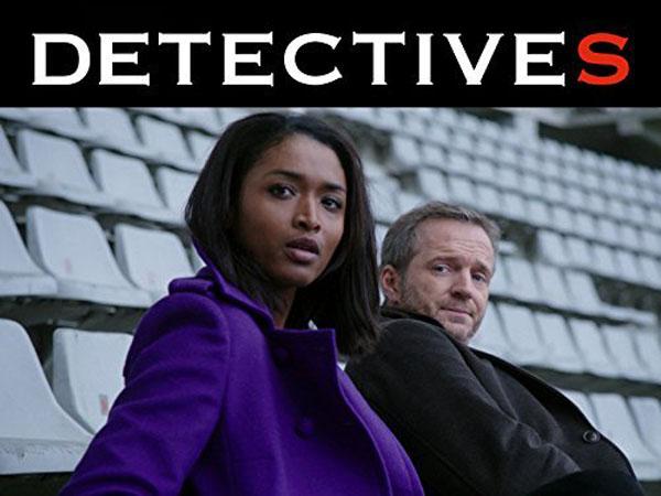 Détectives starring Philippe Lefebvre, Sara Martins