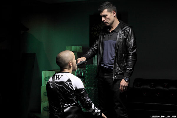 Cannabis - French TV series