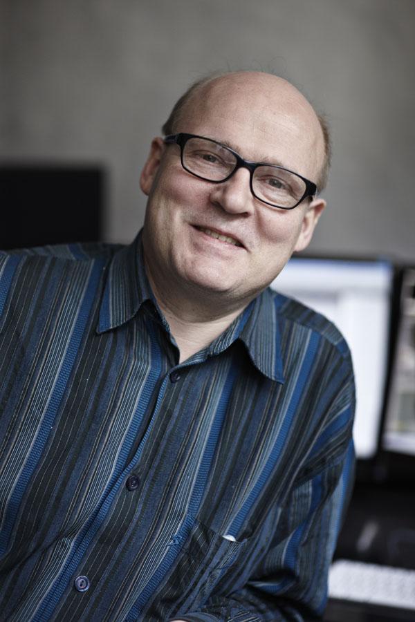 Frans Bak Danish composer