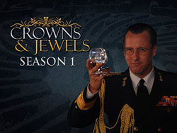 Crowns & Jewels Season 1 - Bernhard, Scoundrel of Orange