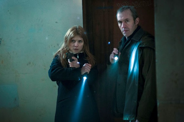 The Tunnel Clémence Poésy Stephen Dillane
