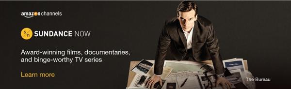 Sundance Now on Amazon